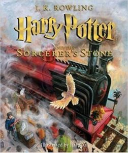JK Rowling's Harry Potter books revolve around the occult, like this one;Harry Potter and the Sorcerer's Stone