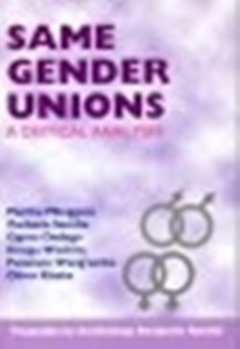 A Critical Analysis of Same Gender Unions in Kenya