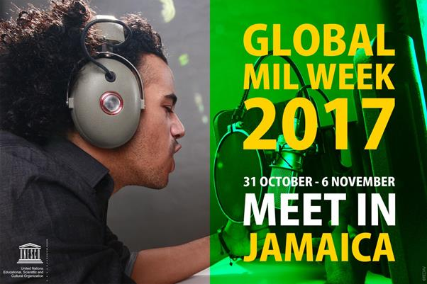 The Global Media and Information (MIL) Literacy Week 2017 that shall run in Kingston, Jamaica, October 31-November 6, 2017, shall incorporate the 7th Media and Information Literacy and Intercultural Dialogue (MILID) Conference.