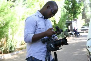 Budding filmmaker Ian Kithinji to showcase his creativity at Lola Kenya Screen film forum
