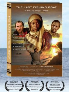 The Last Fishing Boat is one of Charles Shemu Joyah's award-winning movies.