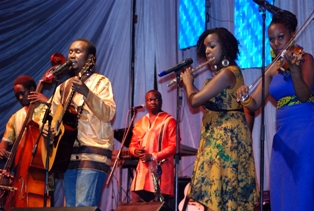 Ugandan Qwela Band Fuses African Rhythmic Roots with Modernity
