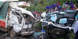 Kenya Fights Back to Save US$163 Million Lost in Traffic Accidents Annually