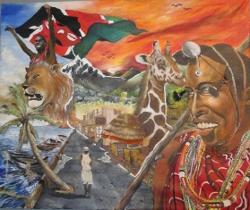 1st Prize winner,Our heritage our country, Elsdart Kigen Amulyoto