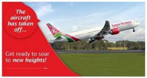 kenya airways offers special discounted fare if booked 42 days in advance