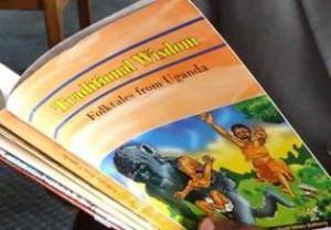 Traditiodom Wisdom: Folktalesm Uganda that takes the reader into the heart and soul of 1000 years of an African people.