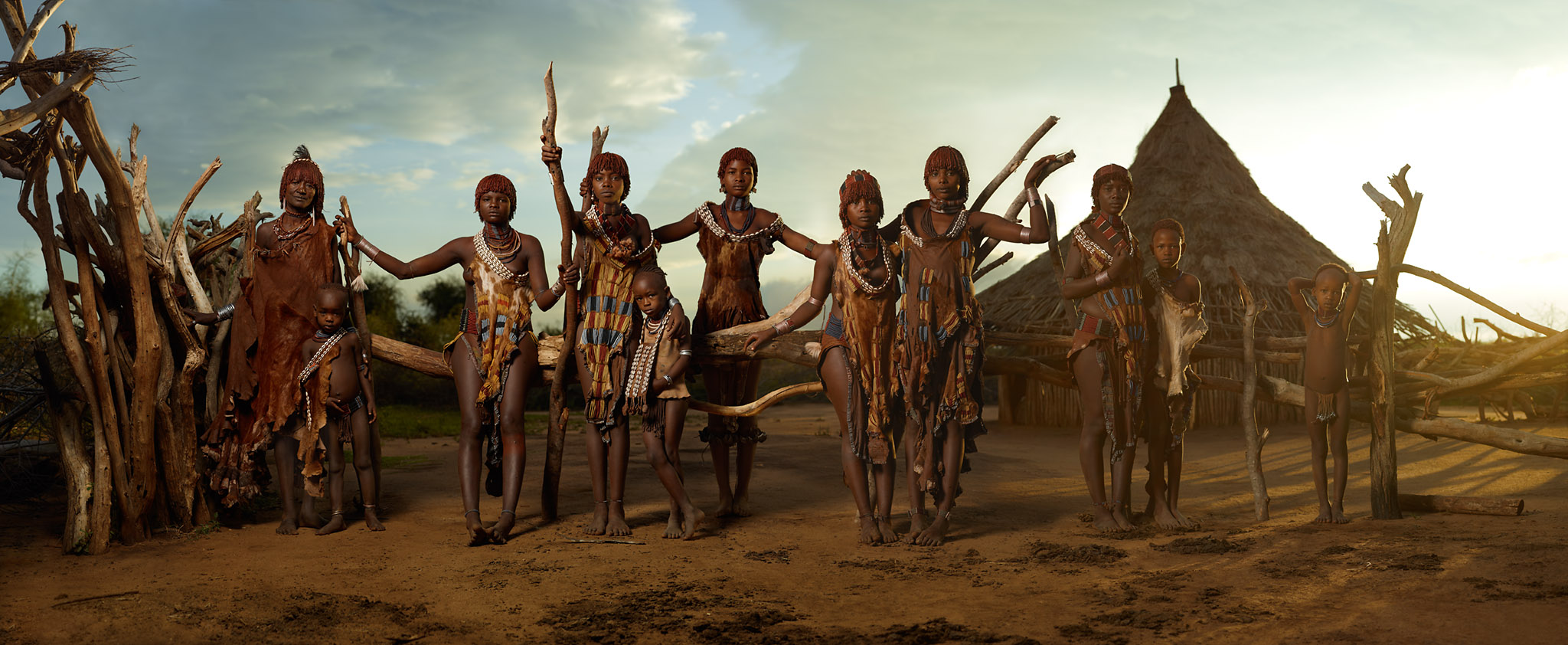 hamar nation of omo valley