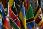 east african community member flags