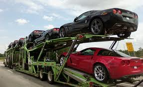 international auto shipping