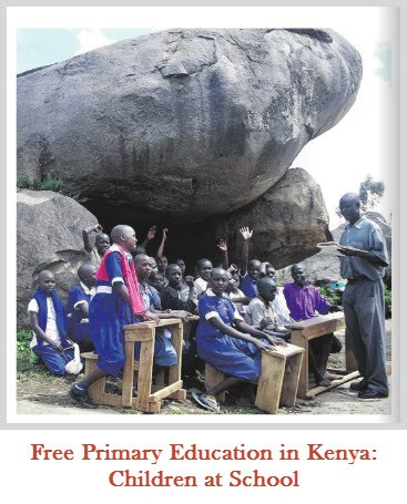 kenya-stockholm's-kenya free-primary-education