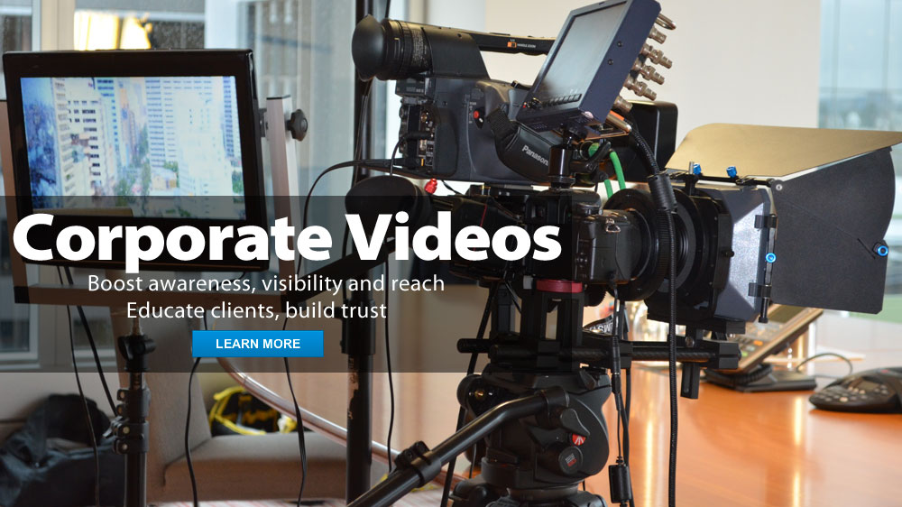 What to Look for in a Corporate Video Production Company