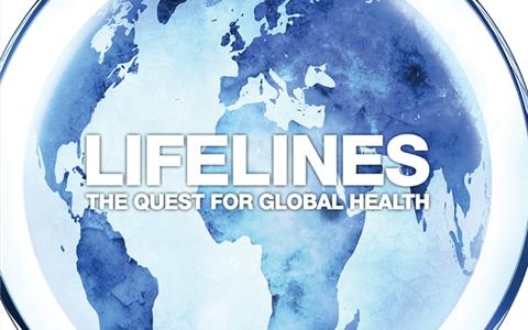 al jazeera's Lifelines;The Quest for Global Health