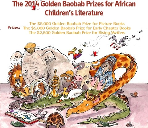 golden baobab literature prizes 2014