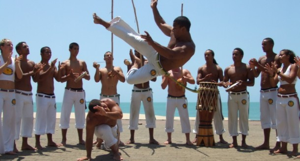 brazilian capoeira martial art
