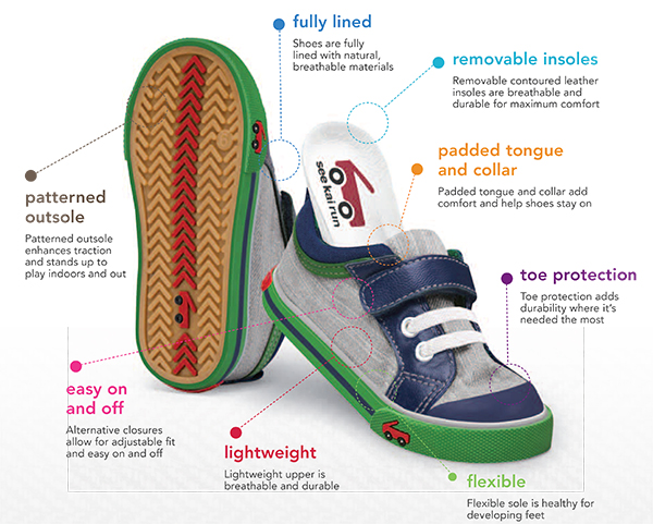 See Kai Run Shoes: The Future of Children's Footwear?