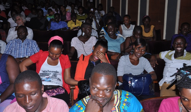 Kampala Screens Films on Strong-Willed Children