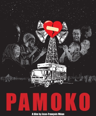 PAMOKO art activism on albinism awareness road show