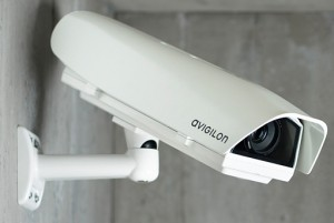 avigilon cctv surveillance camera