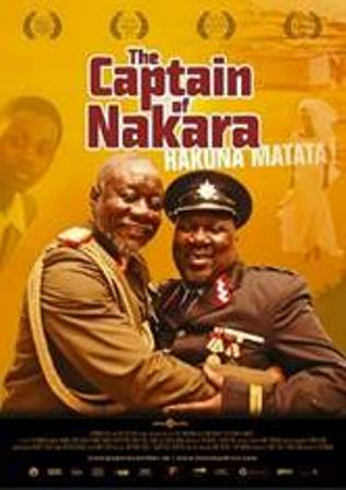 the captain of nakara at nairobi's 23rd european film festival