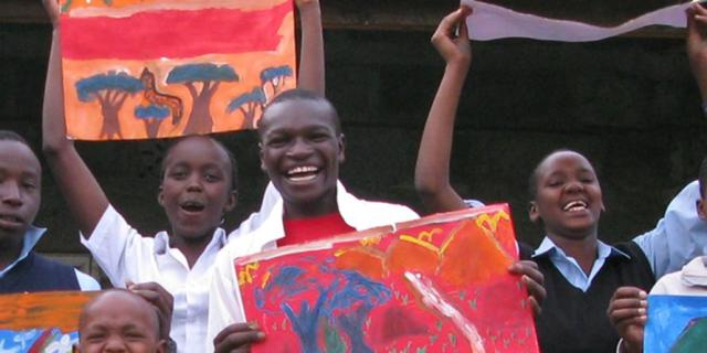 UK Art Prize Invites Entries from Kenyan Youth