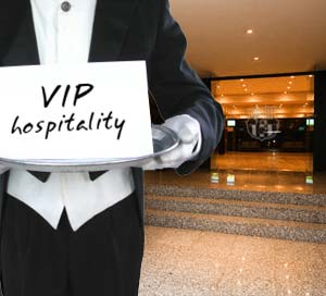 Take Your Evening to the Next Level with Corporate Hospitality