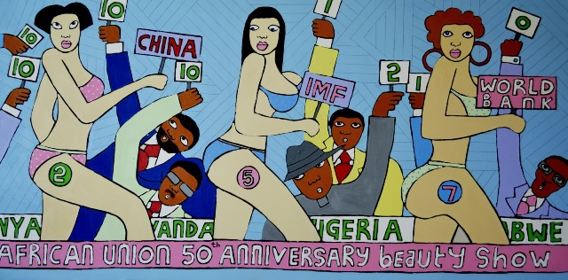 china bankrolls african union's 50th anniversary beauty pageant