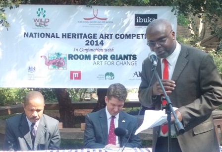 Nairobi Launches 2nd National Heritage Art Competition for Youth