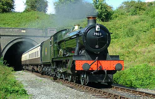Arrive at the Races in Style on a Cheltenham Steam Train