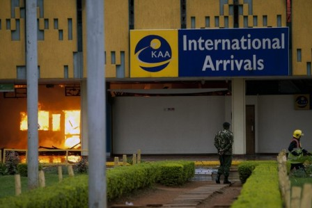 East Africa's Air Travel Sector Rises