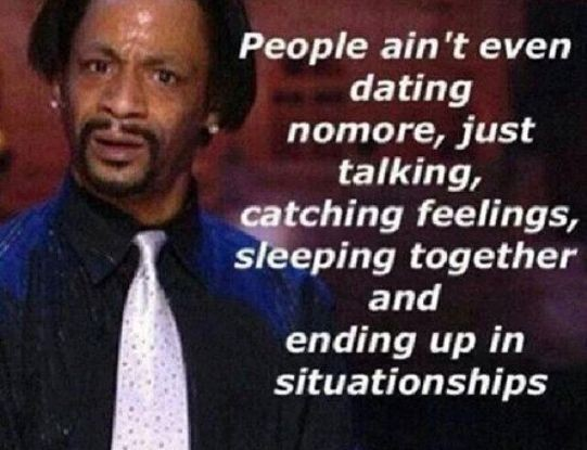 situationships or relationships