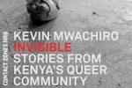 kenyan gay activist kevin mwachiro's invisible book launch poster