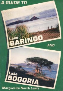 A Guide to Lake Baringo & Bogoria by marguerite north lewis