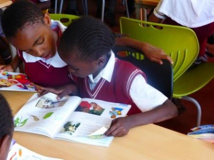 Children-reading-at-Isiolo-Childrens-Corner