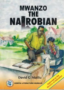 david g maillu's Mwanzo the Nairobian novel