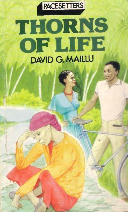 david g maillu's Thorns of Life