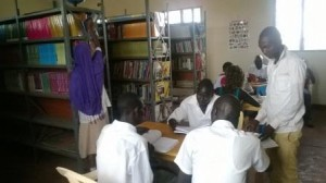 New library in Kakuma Refugee Camp