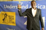 kenyan mark maina maingi's consigned to oblivion wins 3rd arusha african film festival's best short film award