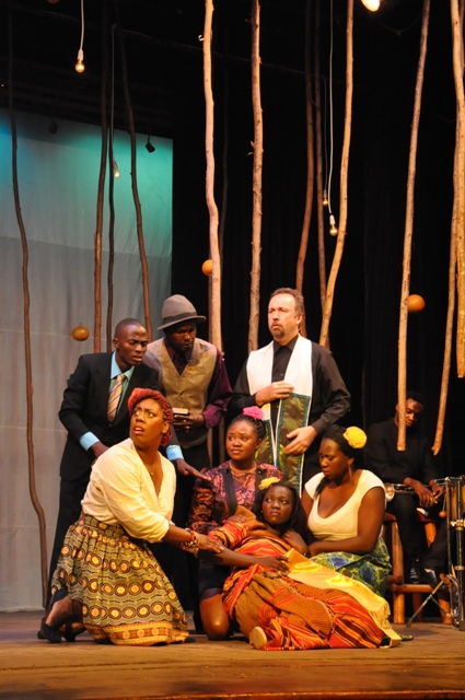 Shakespearean Drama Delights Theatre Lovers in Uganda