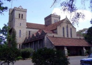all saints cathedral, nairobi, kenya