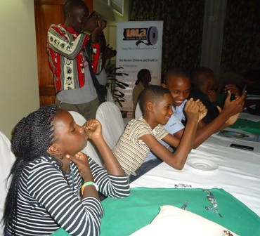east african children make films at lola kenya screen 2014