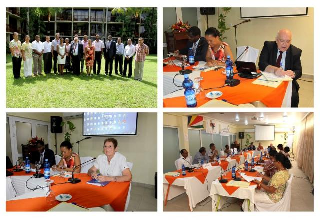 Workshop on Development of Creative Industries Ends in Seychelles
