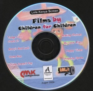 films by children for children