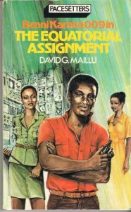 The Equatorial Assignment novel by david g maillu