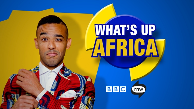 ikenna azuike's what's up africa humour on bbc focus on africa tv news