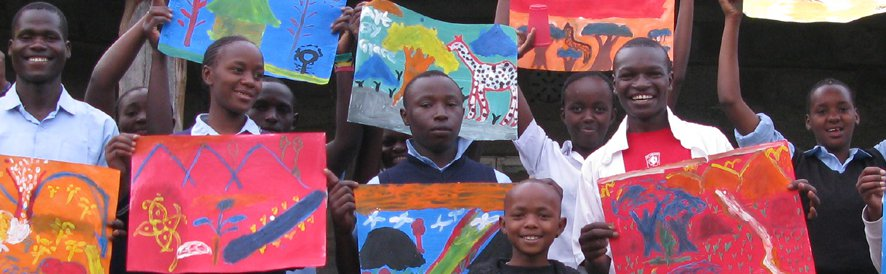 mobile art school in kenya, MASK prize 2015, nairobi
