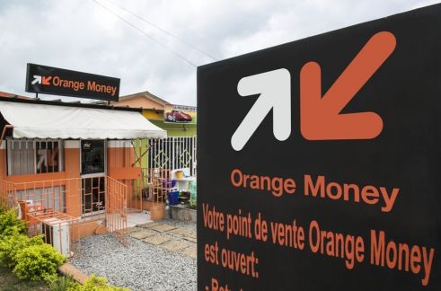 orange telecom money transfer