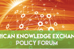 african knowledge exchange policy forum