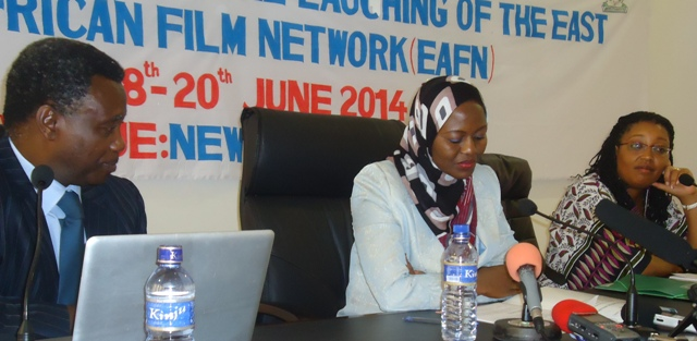 2nd Forum of the regional East African Film Network