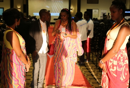 ushers in modern-traditional rwandan wear