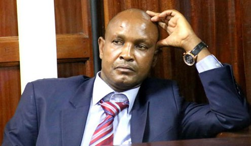 Imenti Central MP Gideon Mwiti charged with rape